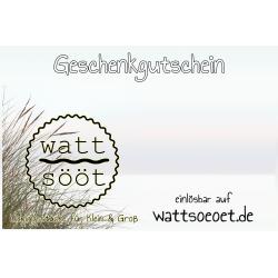 """Watt Sööt"" Gift  Voucher"